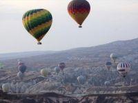 Kapadokya 2020 Turizm Sezonuna Doludizgin Giriyor
