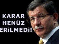Davutoğlu'nun partisiyle ilgili yeni karar: Oylama yapılacak