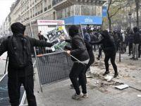 RSF Örgütünden Fransız Polisine 'Gazetecilik Faaliyetlerine Saygı Duy' Çağrısı
