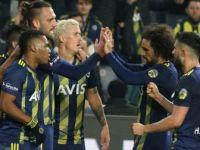 Fenerbahçe, Gençlerbirliği'ni 5-2 Mağlup Etti