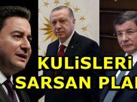 Davutoğlu ve Babacan için ŞOK ''Cumhur İttifakı'' iddiası !