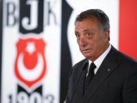 Beşiktaş Kulübü Başkanı Çebi'den Karamsar Tablo