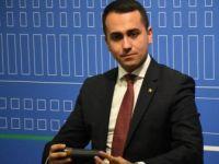 İtalyan Dışişleri Bakanı Di Maio: Türkiye'ye Kapılar Hiçbir Zaman Kapanmadı