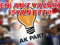 Yeni Akit yazarından AKP'lilere sert çıkış: İlkeli olun