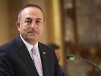 Bakan Çavuşoğlu: 'Kalıcı ve Onurlu Bir Barışı Hepimiz Destekliyoruz'