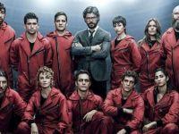 Beklenen Müjde! La Casa de Papel'in yeni sezon tarihi belli oldu