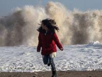 Meteorolojiden Kırmızı Kodlu İlk Uyarı Antalya İçin Yapıldı