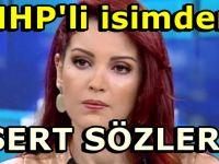 MHP'den Nagehan Alçı'ya Atatürk tepkisi : Küçücük beyni...