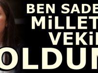 AKP'den ihraç edilen kadın vekilden olay açıklama! Resti çekti