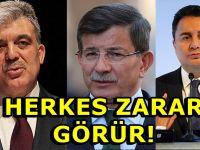 Davutoğlu'na 'iknaya' giden AKP'li 'ağabey'lerden yeni adım