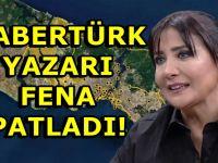 Sevilay Yılman: Hakikaten de müthiş 'Çılgın' bir proje Kanal İstanbul!