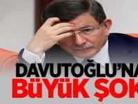 Yeni parti kuran Davutoğlu'na kötü haber : ifade versin