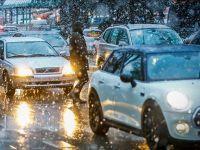 Meteorolojiden Kar Ve Sağanak Uyarısı