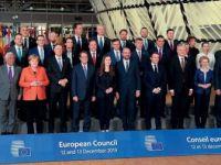 AB Liderleri İklim Değişimi İle Mücadele Konusunda Anlaştı