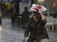 İzmir, Aydın ve Muğla İçin Kuvvetli Sağanak Uyarısı