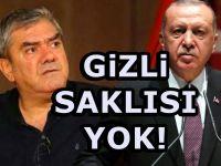 Yılmaz Özdil'den Erdoğan'ın 'şahsım' gafına yanıt