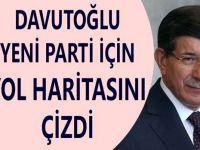 Yeni Partisini kuran Davutoğlu'ndan Laiklik ve Parlamenter sistem vurgusu