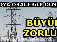 9 ayda 3,3 milyon kişi elektrik borcunu ödeyemedi!