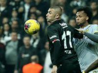 Beşiktaş, Sahasında BtcTurk Yeni Malatyaspor'a 2-0 Mağlup Oldu