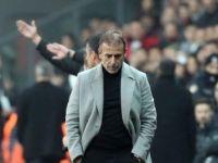 Beşiktaş Teknik Direktörü Avcı: 'Bugün Hiç Beklemediğimiz Mağlubiyet Oldu'