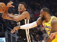 NBA'de Los Angeles Lakers'ın Deplasman Serisi Sürüyor
