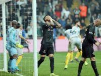 Beşiktaş Son 7 Sezonun En Kötü Savunmasını Yaptı