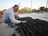 Gazzeli Mühendis, Atıklardan Çevre Dostu Briket Üretti