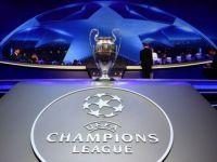 UEFA Şampiyonlar Ligi'nde Son 16 Turu Eşleşmeleri Belli Oldu