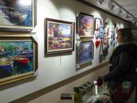 Ankara'da Engelliler El Sanatları Becerilerini Sergiliyor