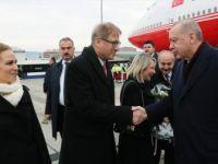 Cumhurbaşkanı Erdoğan, İsviçre'de