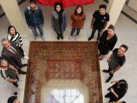 Tarihte Bilinen İlk Türk Halısı Pazırık Taştan Yapıldı