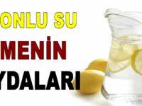 Sabah aç karnına limon suyu içmeniz için 11 neden