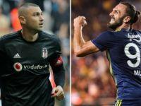 Fenerbahçe-Beşiktaş Derbisinde Golcülerin Rekabeti Yaşanacak