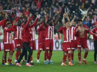 Demir Grup Sivasspor Bütçe Yönetiminde De Zirvede