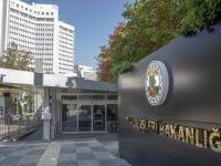 Dışişleri Bakanlığından İsrailli Eski Büyükelçinin İddialarına Yalanlama