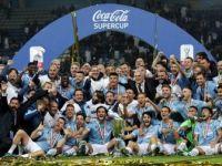 İtalya Süper Kupası'nı Lazio Kazandı