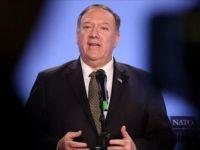 Filistin'den ABD Dışişleri Bakanı Pompeo'ya 'Antisemitizm' Suçlaması