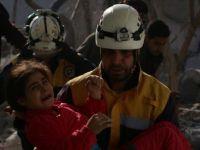 Suriye'deki İç Savaşta 979 İnsani Yardım Çalışanı Yaşamını Yitirdi