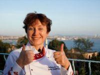 Rus Şef Vorontsova Türk Mutfağının Lezzetlerini Ülkesine Tanıtıyor
