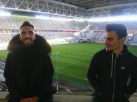 Kenan Karaman ve Kaan Ayhan EURO 2020'den Umutlu