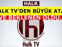 HALK TV'den yayın hamlesi! Resmen ilan edildi