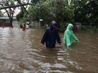 Endonezya'da Sel Nedeniyle 9 Kişi Hayatını Kaybetti