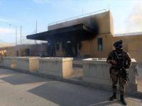 Irak Ordusu: 'Protestocular ABD Büyükelçiliği Önünden Çekildi'