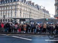 Fransa'da 34 Yılın En Uzun Grevi