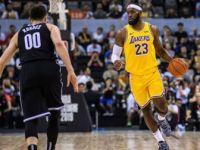 Lakers, Lebron James'in 'Triple-double' Yaptığı Maçta Detroit Pistons'ı Yendi