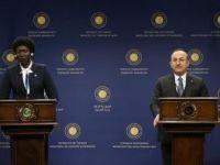 Bakan Çavuşoğlu: 'Libya'ya Paralı Askerlerin Gelmesine Karşıyız'