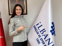 Milli Tekvandocu İrem Yaman, İlbank'a Transfer Oldu
