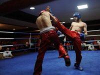 Türkiye Açık Kick Boks Turnuvası Antalya'da Başladı