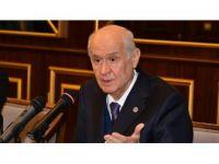 Mhp Genel Başkanı Bahçeli: İdlib Meselesi Çözülmeli