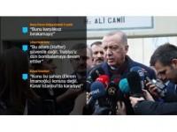 Cumhurbaşkanı Erdoğan: (İdlib) Rejimin Ateşkese Uymadığı Çok Açık